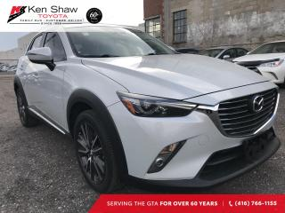 Used 2016 Mazda CX-3 | AWD | ONE OWNER | 6 SPEED | for sale in Toronto, ON