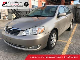Used 2007 Toyota Corolla NO ACCIDENTS | RECENT ARRIVAL | DETAILED for sale in Toronto, ON