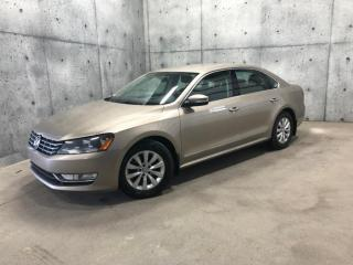 Used 2015 Volkswagen Passat TDI Trendline DIESEL  150HP for sale in St-Nicolas, QC