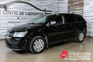 Used 2017 Dodge Journey SE+PUSH START+A/C+GR.ELEC for sale in Laval, QC
