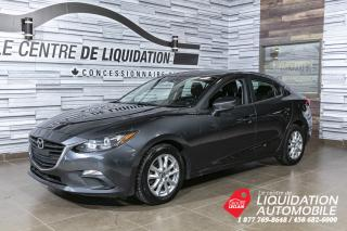 Used 2016 Mazda MAZDA3 GS for sale in Laval, QC