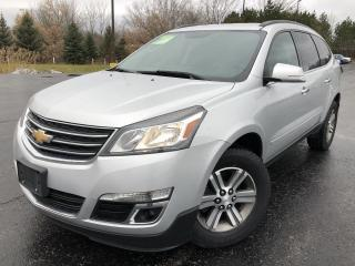 Used 2016 CHEV TRAVERSE 2LT 2WD for sale in Cayuga, ON