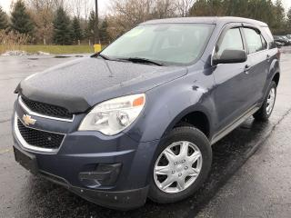 Used 2014 CHEV EQUINOX LS 2WD for sale in Cayuga, ON
