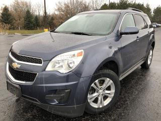 Used 2014 CHEV EQUINOX 1LT 2WD for sale in Cayuga, ON