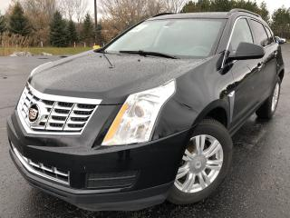 Used 2015 Cadillac SRX  2WD for sale in Cayuga, ON