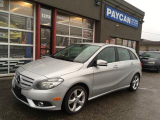 Used 2013 Mercedes-Benz B-Class B 250 Sports Tourer for sale in Kitchener, ON