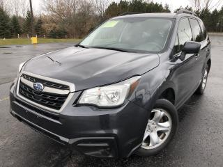 Used 2017 Subaru Forester Premium AWD for sale in Cayuga, ON