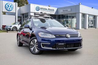 New 2020 Volkswagen Golf e-Golf Comfortline <b>*SCRAP IT AVAILABLE* *TECHNOLOGY + DRIVERS ASSISTANCE + LEATHERETTE PACKAGES*<b> for sale in Surrey, BC