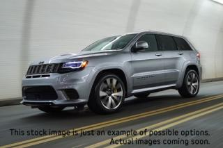 New 2020 Jeep Grand Cherokee SRT for sale in Thornhill, ON