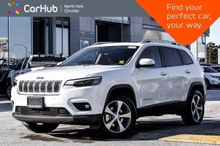 New 2020 Jeep Cherokee New Limited NewCar Panoramic Sunroof Adaptive Cruise Heatd FrontSeats KeylessGo for sale in Thornhill, ON