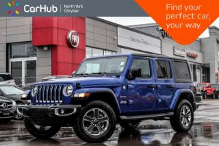 Used 2019 Jeep Wrangler Unlimited Sahara|Navigation|Backup_Cam|SiriusXM|Heated_Frnt_Seats| for sale in Thornhill, ON