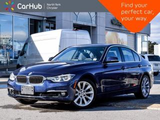 Used 2017 BMW 3 Series 330i xDrive Sunroof Navigation Heated Front Seats for sale in Thornhill, ON