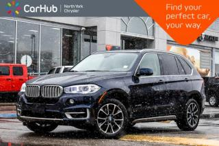 Used 2016 BMW X5 xDrive35d for sale in Thornhill, ON