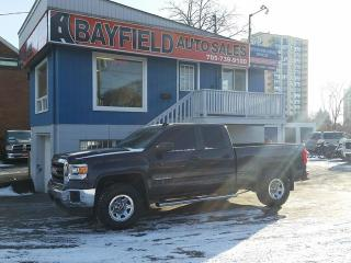 Used 2015 GMC Sierra 1500 Double Cab 4x4 **5.3L V8** for sale in Barrie, ON
