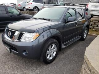 Used 2010 Nissan Pathfinder Se* 7 passagers * for sale in Beauport, QC