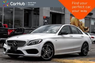 Used 2016 Mercedes-Benz C-Class C 450 AMG for sale in Thornhill, ON