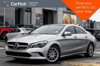 Used 2018 Mercedes-Benz CLA-Class 250|PanoSunroof|Nav|WiFi|Bluetooth|Android/AppleCarplay|AWD for sale in Thornhill, ON