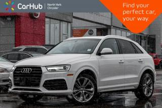Used 2018 Audi Q3 Progressiv for sale in Thornhill, ON