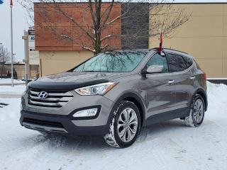 Used 2016 Hyundai Santa Fe Sport SE for sale in Drummondville, QC