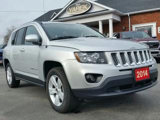 Used 2014 Jeep Compass North 4x4, Bluetooth, Satellite Radio, Power Doors/Locks for sale in Paris, ON