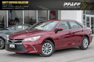 Used 2015 Toyota Camry 4-Door Sedan LE 6A for sale in Orangeville, ON