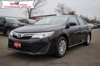 Used 2014 Toyota Camry LE for sale in Hamilton, ON