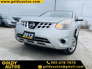 Used 2012 Nissan Rogue S AWD AWD 4dr S for sale in Mississauga, ON