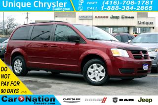 Used 2010 Dodge Grand Caravan SE| STOW N' GO| TRI-CLIMATE| POWER WINDOW GROUP for sale in Burlington, ON