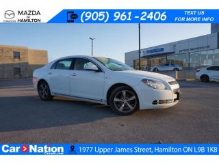 Used 2009 Chevrolet Malibu Hybrid HYBRID | AS-TRADED | SUNROOF | XM RADIO for sale in Hamilton, ON