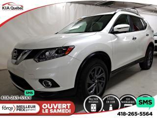 Used 2016 Honda CR-V SL* AWD* CECI EST UN NISSAN ROGUE* for sale in Québec, QC
