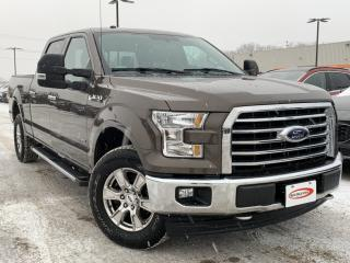 Used 2017 Ford F-150 XLT HEATED SEATS, REVERSE CAMERA for sale in Midland, ON