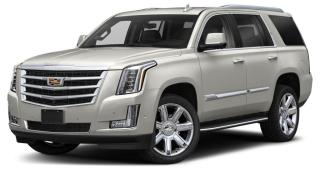 New 2020 Cadillac Escalade Premium Luxury for sale in Bolton, ON