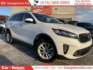 Used 2019 Kia Sorento LX AWD B/U CAM| PUSH START| HTD SEATS| BLUETOOTH for sale in Georgetown, ON