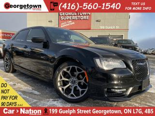 Used 2017 Chrysler 300 300S | NAVI | PANO ROOF | CAMERA | BEATS BY DRE for sale in Georgetown, ON