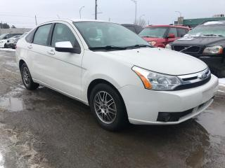 Used 2010 Ford Focus SE for sale in Mirabel, QC