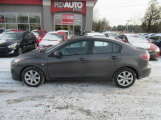 Used 2010 Mazda MAZDA3 4dr Sdn for sale in Notre-Dame-Des-Prairies, QC