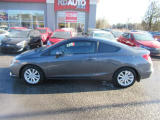 Used 2012 Honda Civic 2dr Auto EX for sale in Notre-Dame-Des-Prairies, QC