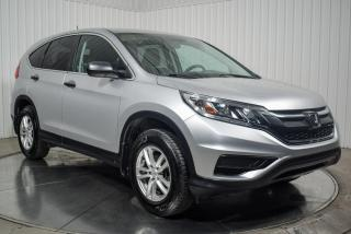Used 2016 Honda CR-V LX A/C MAGS CAMERA DE RECUL for sale in St-Hubert, QC
