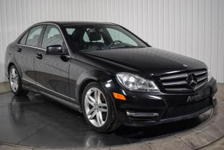 Used 2014 Mercedes-Benz C-Class C300 4MATIC CUIR TOIT MAGS for sale in St-Hubert, QC