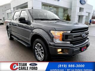 Used 2018 Ford F-150 Ford F-150 XLT S/Crew 2018, GPS, Caméra for sale in Gatineau, QC