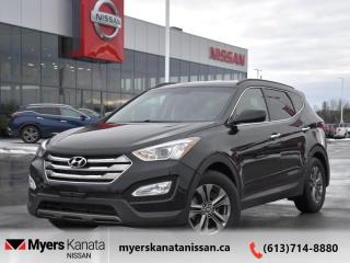 Used 2013 Hyundai Santa Fe PREMIUM  - Local - Trade-in - $115 B/W for sale in Kanata, ON
