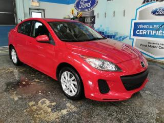 Used 2012 Mazda MAZDA3 4dr Sdn GS-SKY for sale in Val-D'or, QC