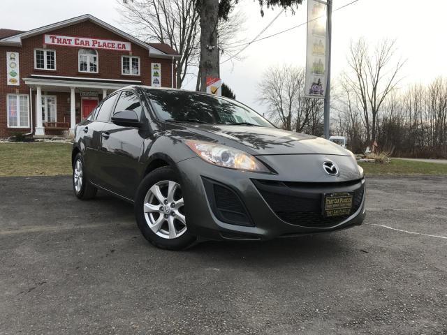 2011 Mazda MAZDA3 i Sport 4-Door Alloys-Power Windows-A/C-Cruise Control