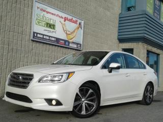 Used 2016 Subaru Legacy Limited*74$\sem*cuir*toit*gps for sale in Richelieu, QC