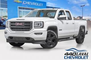 Used 2018 GMC Sierra 1500 ELEVATION 4X4 53L kit de remorquage a-c for sale in Laval, QC