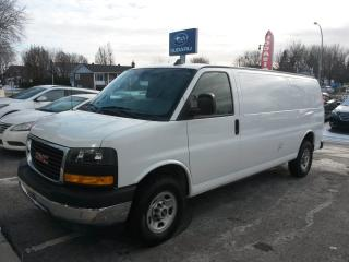 Used 2019 GMC Savana CARGO ALLONGÉ CAMÉRA DE RECUL A/C 4.3L GROUPE ÉLECTRIQUE for sale in Repentigny, QC