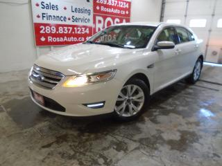 Used 2012 Ford Taurus AUTO 4dr Sdn SEL AWD B-TOOTH SAFETY NO ACCIDENT PW for sale in Oakville, ON