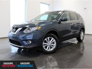 Used 2016 Nissan Rogue SV TECH AWD ** NAV ** TOIT PANO ** CAMERA 360 UN PROPRIO JAMAIS ACCIDENTÉ for sale in Brossard, QC