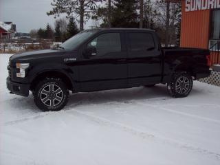 Used 2016 Ford F-150 XLT for sale in Sundridge, ON
