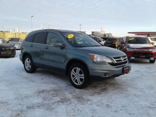 Used 2011 Honda CR-V EX-L for sale in Oak Bluff, MB